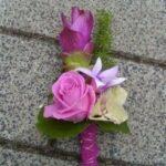 trouwarrangement roze